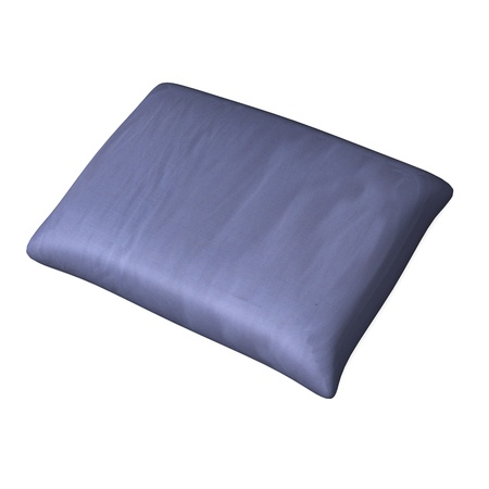 photoreal: 3d render of bed pillow