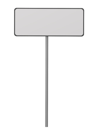 3d render of traffic sign  Stock Photo - 12916591