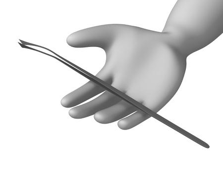 autopsy: surgery tool