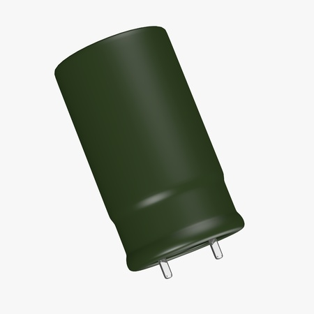 capacitor: capacitor Stock Photo