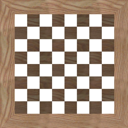 3d render of checkers game Stock Photo - 13729639