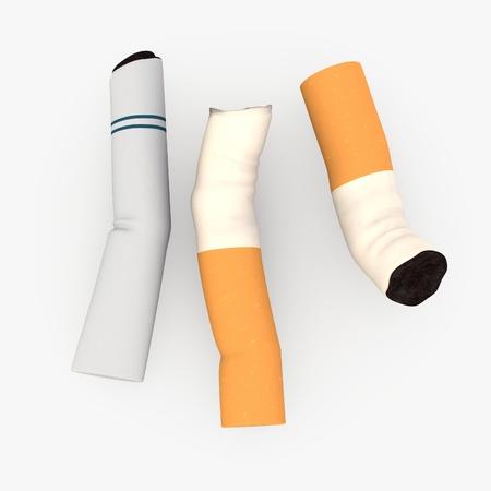 tabacco: cigarette