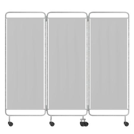 folding screens: 3d render of folding screen Stock Photo