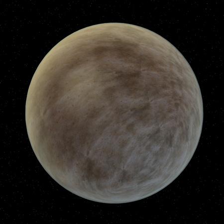 3d render of mercury planet Stock Photo - 13743714