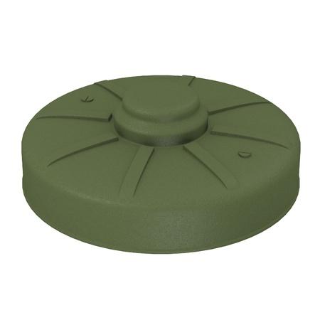 3d render of war mine