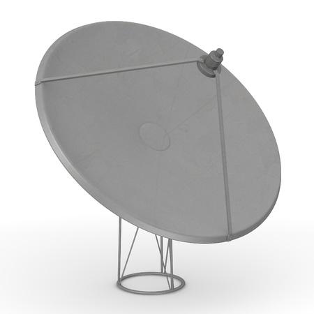 antena: TV antenna Stock Photo