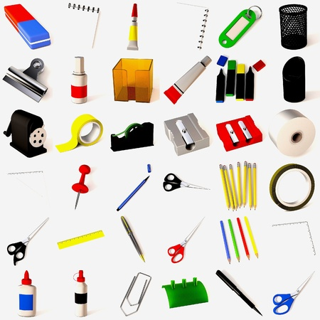 corrections: stationery collection