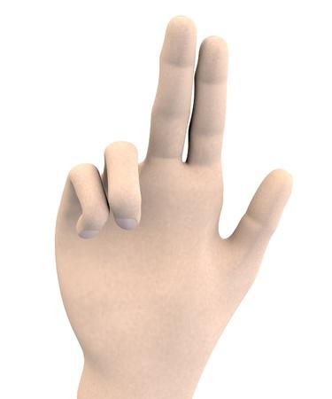 swear: human hand - swear symbol
