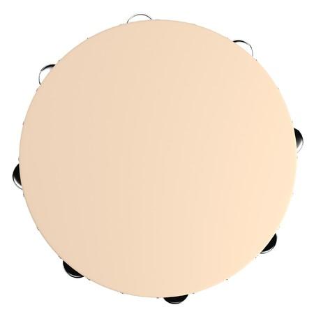 tambourine: realistic 3d render of tambourine Stock Photo