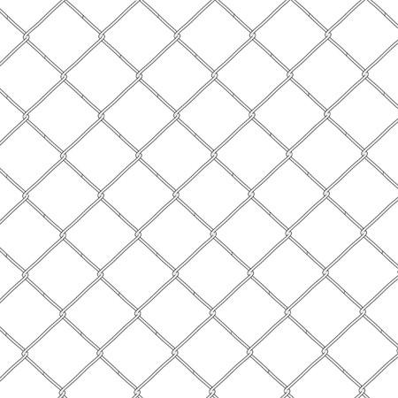 cartoon illustration of fence (railings)