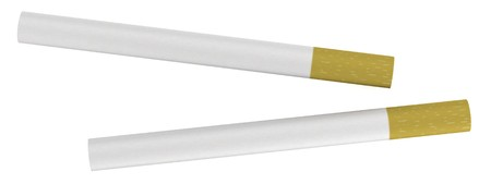 tabacco: realistic 3d render of cigarettes