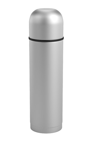 realistic 3d render of thermobottle