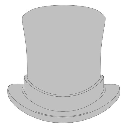 cartoon image of hat (accessory) photo