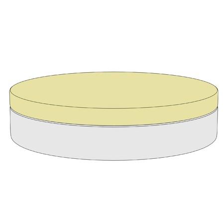 creme: cartoon image of creme box