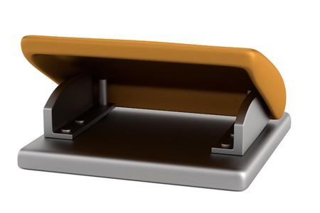perforator: realistic 3d render of perforator