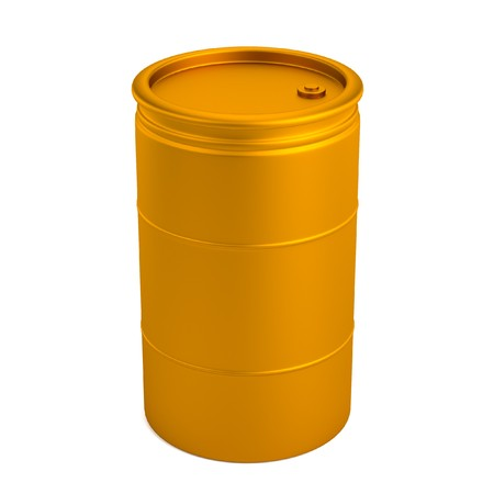 realistic 3d render of barrel photo
