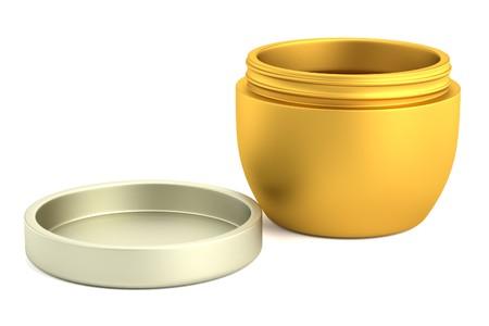 creme: realistic 3d model of creme