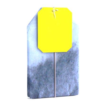 teabag: realistic 3d render of teabag