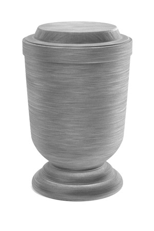 urn: realistic 3d render of urn Stock Photo