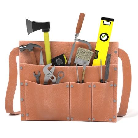 工具袋の 3 d レンダリング