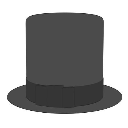 2d: 2d cartoon illustration of hat