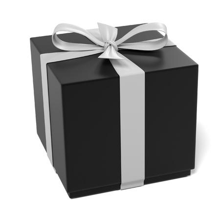 renderings: 3d renderings of gift with ribbon