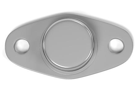 transistor: Las 3D de una parte del transistor