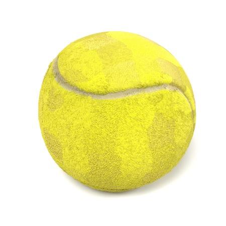 renderings: 3d renderings of tennis ball