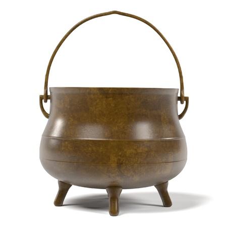 renderings: 3d renderings of alchemy pot