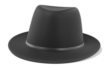 fedora: 3d renderings of fedora hat