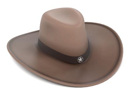renderings: 3d renderings of cowboy hat