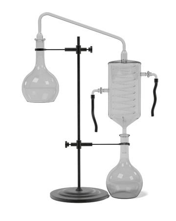 vials: 3d renderings of alchemy tool
