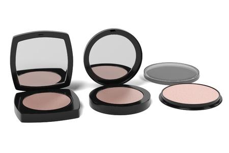 renderings: 3d renderings of face powders