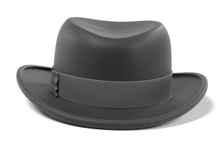 3d renderings of homburg hat