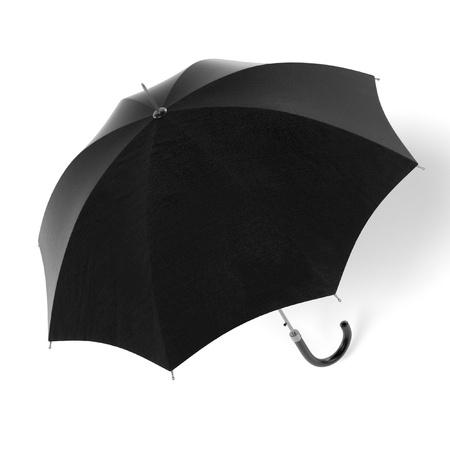 brolly: realistic 3d render of umbrella Stock Photo