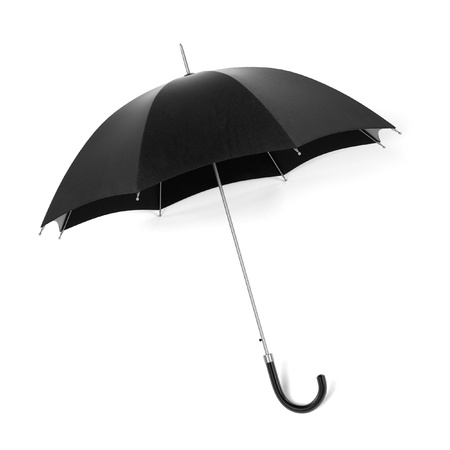 realistic 3d render of umbrella Stock Photo