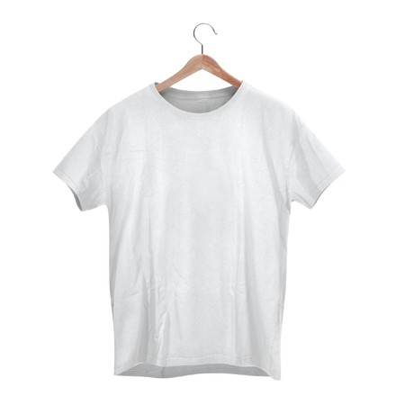 Realistische 3D render van T-shirt Stockfoto