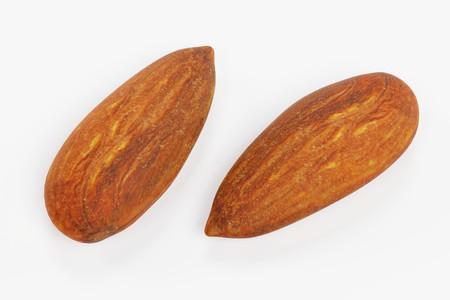 Realistic 3D Render of Almond Foto de archivo - 99961384
