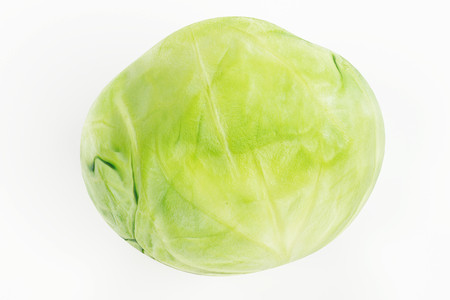 Realistic 3D Render of Brussels Sprouts Stock Photo