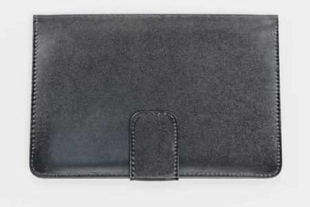 Realistic 3D Render of Leather Purse