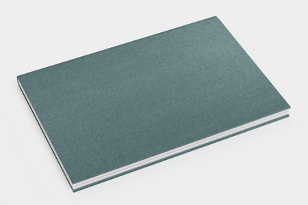 Realistic 3D Render of Blank Book