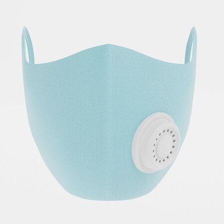 Realistic 3D Render of Protective Mask Reklamní fotografie