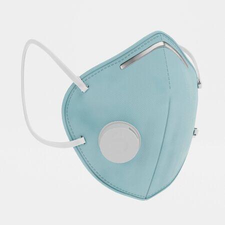 Realistic 3D Render of Respirator Reklamní fotografie