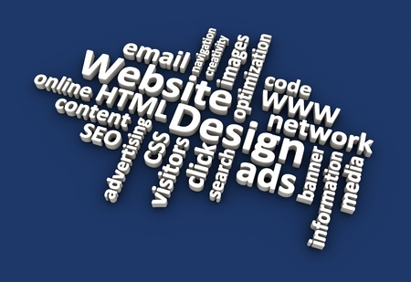 Website and internet related terms.