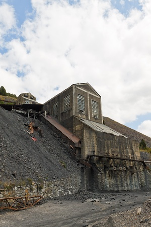 shut down: coal mine in northern Spain