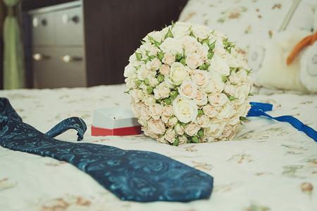 Wedding paraphernalia of the groom