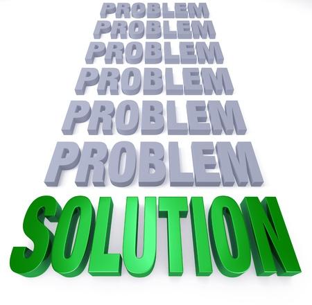 鈍い、灰色の問題 s 白緑色、太字ソリューション分離プロセスで終わる行
