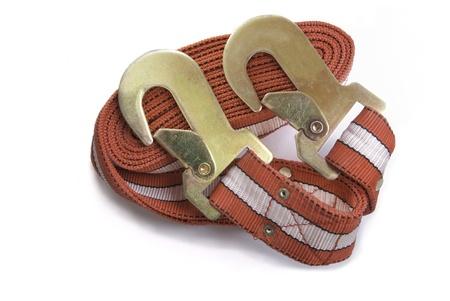 emergency car rope Stock Photo - 10763993