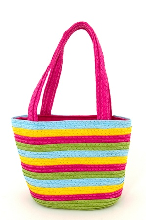 Bag for shopping or the beach Stock Photo - 18128855