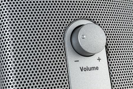 Loudspeaker sideways photo